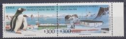 Chile 1994 Antarctica 2v (in Pair) ** Mnh (45059) - Zonder Classificatie