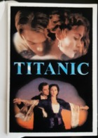 TITANIC Kate Winslet Spectacular VELVET Touchmovie Film Carte - Afiches En Tarjetas