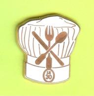 Pin's Toque De Chef  - 9II13 - Pin's