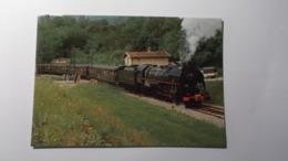 Train Touristique Du 8-6-1985 A VILLEBOIS - Eisenbahnen
