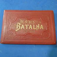 Tourism - Booklet - Monumento Da Batalha - Portugal - Toeristische Brochures