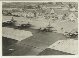 SABENA Melsbroek Airport  (2857) - Autres