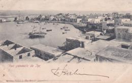 Liban-Tyr Vue Générale 1903 - Liban