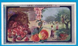 IMAGE TEINTURE LA CAYOLAISE  CANTRELLE & Cie Fab Chim VERSAILLES / VERGER FRERES & Cie PARIS / LES CONFITURES POMMES - Otros