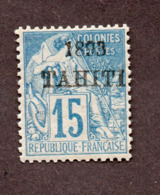 Tahiti N°24 N** LUXE Et Signé Cote 160 Euros !!!RARE - Tahiti (1882-1915)