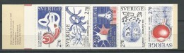 1984 MNH Schweden, Sweden, Sverige, Booklet, Postfris - Carnets