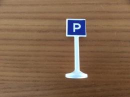 """Panneau De Signalisation MINIALUXE """"Parking"""" - Andere Sammlungen"""