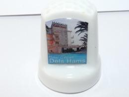 Dé à Coudre Hôtel Castell Del Hams - Ditali Da Cucito