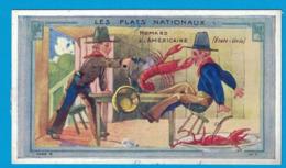 IMAGE TEINTURE LA CAYOLAISE  CANTRELLE & Cie Fab Chim VERSAILLES / VERGER FRERES & Cie PARIS / LES PLATS NATIONAUX HOMAR - Otros