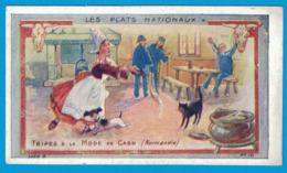 IMAGE TEINTURE LA CAYOLAISE  CANTRELLE & Cie Fab Chim VERSAILLES / VERGER FRERES & Cie PARIS / LES PLATS NATIONAUX TRIPE - Otros