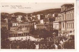 4842     AK--SYRA - Griekenland