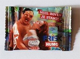 Gadget Humo 5 Mints Frisk - Publicidad