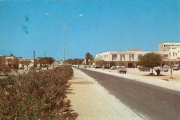 Nouakchott La Capitale Cpsm Gm De 1977 - Mauritania
