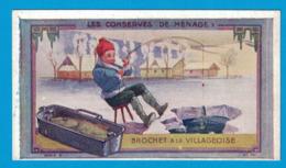 IMAGE TEINTURE LA CAYOLAISE  CANTRELLE & Cie Fab Chim VERSAILLES / VERGER FRERES & Cie PARIS / LES CONSERVES DE MENAGE D - Otros