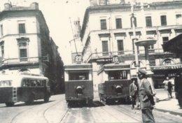 Toulouse (31) En 1950 - Tramway De Toulouse - Tramways Place Du Capitole - Toulouse
