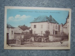 CHAMEYRAT - MAISON BERCHAT DUCHAMPS - Francia