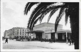 CPSM. RABAT. LA GARE. - Rabat