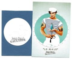 LOT 2 Cartes Parfumées  - JEAN PAUL GAULTIER - - Modern (from 1961)