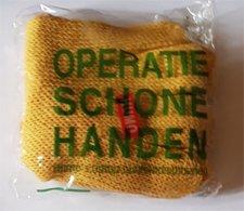 Gadget Humo Tuinhandschoenen - Publicité