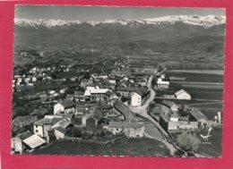 CPSM - En Avion Au Dessus De... ERR   (Pyrénées Orientales)  -  2. Vue Générale - Autres Communes