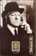 Telefonkarte Frankreich - Werbung - Kino , Cinema - Jean Gabin   - 50 Units - 05/94 - Frankreich