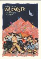 Val D'Aosta - Les Montagnes De L'Amitiè - Omaggio A L. Mus - - Italy
