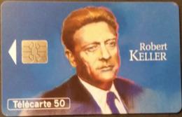 Telefonkarte Frankreich - Werbung - Robert Keller   - 50 Units - 04/94 - Frankreich