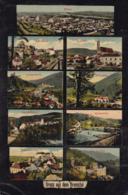 Kremstal * Imbach, Senftenberg, Königsalm, Hartenstein, Alchbrechtsberg, Mehrbild * Österreich * AK1647 - Krems An Der Donau