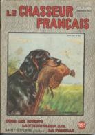 Le Chasseur Français - N° 667- Septembre 1952 - Setter Noir Et Feu - Hunting & Fishing
