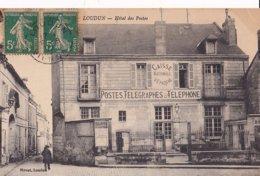 Loudun Hotel Des Postes - Loudun