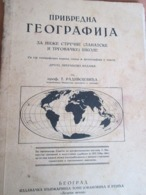YUGOSLAVIA 1935, PRIVREDNA GEOGRAFIJA, T. RADIVOJEVIĆ - Boeken, Tijdschriften, Stripverhalen