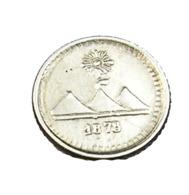 1/4 De Réal - Guatemala - Argent 835/..  - 1889 - TTB + - Guatemala