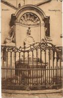 BRUXELLES - Manneken-Pis - Edition E. Lilot, Bruxelles - Monuments, édifices