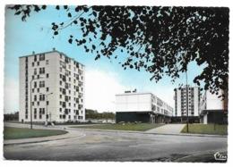 91 Brétigny Sur Orge Centre Commercial Résidence La Fontaine (2 Scans) - Bretigny Sur Orge