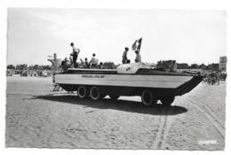 62 Le Touquet Le Retour D'une Promenade En Mer (2 Scans) - Le Touquet