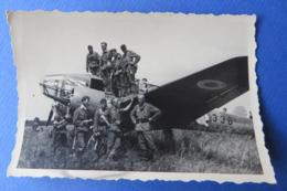 Foto 6x9cm, 2eme Guerre Mondiale,2.WW,avion - Dokumente