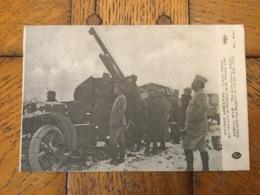 CPA 1916 Guerre Aérienne L'Auto-canon Qui Détruisit Le Zeppelin - Guerra 1914-18