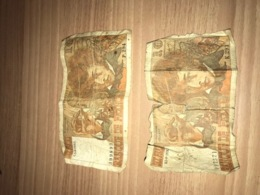 Lot De 3 Billets 10Frs Berlioz - 1962-1997 ''Francs''