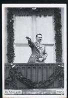 AK/CP   Adolf  Hitler  Reichsparteitag  Propaganda  Nazi  Gel/circ. 1936   Erhaltung/Cond. 2 - / 3  Nr. 00896 - Weltkrieg 1939-45