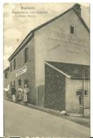 68 - REGISHEIM - REGUISHEIM / RESTAURATION ZUM BAHNHOF ALOIS WEISS - Autres Communes