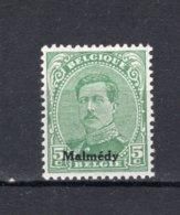 OC65A MNH** TYPE II  1920 - Postzegels Met Opdruk Malmedy - [OC55/105] Eupen/Malmedy