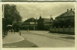 AK GERMANY - LORRACH BAHNHOF - EDIT BODON & DESAIVE - 1940s  (BG5352) - Loerrach