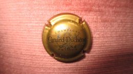CAPSULE CHAMPAGNE CANARD DUCHENE. OR - Canard Duchêne