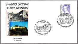 CASTILLO DE SAN LORENZO - CASTLE - Castello Di S. Lorenzo. Gattinara, Vercelli, 2013 - Castillos
