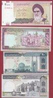 Iran  4 Billets ---UNC-- Lot N °12 - Iran