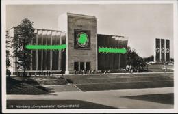 AK/CP Nürnberg  Reichsparteitag  Propaganda  Nazi  Gel/circ. 1936   Erhaltung/Cond. 1-    Nr. 00900 - Weltkrieg 1939-45