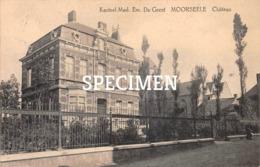 Kasteel Mad.Em.  De Geest - Moorsele - Wevelgem