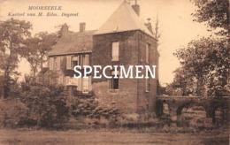 Kasteel Van M Edm Degeest- Moorsele - Wevelgem