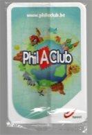 5-kaartenset 32/93 Phila-Club - Publicité