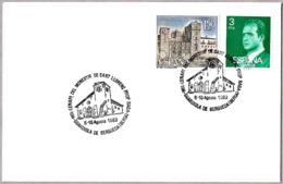 Milenario Del MONASTERIO DE SANT LLORENC PROP BAGA. Guardiola De Bergueda 1983 - Iglesias Y Catedrales